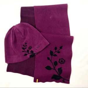 Lole Scarf and Beanie